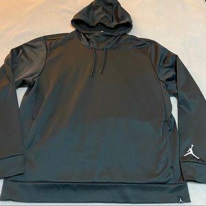 Nike air Jordan cowl neck men's xl hoodie